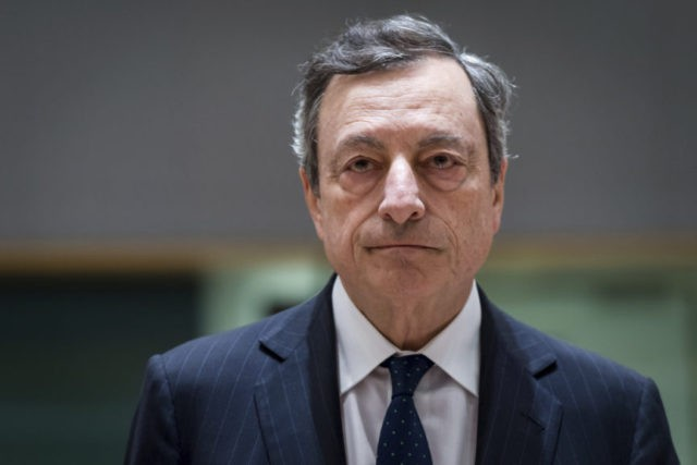 European Central Bank winds down crisis-era stimulus program