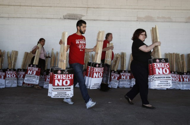 Caesars workers in Las Vegas approve new contract deal
