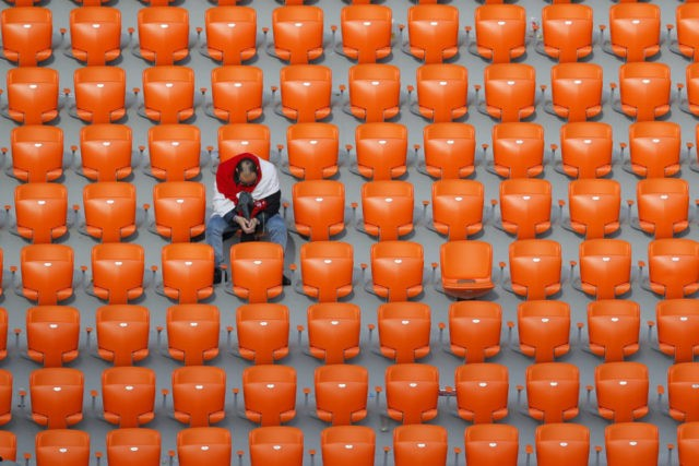 The Latest: Empty seats at Yekaterinburg prompt FIFA probe