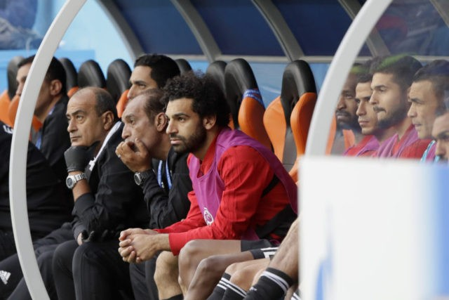 Birthday news: Salah fit for Egypt's next World Cup match