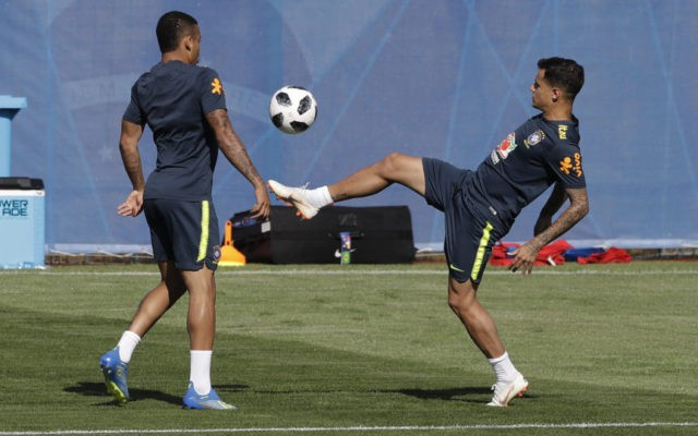 Kickoff: Brazil, Germany face high expectations at World Cup