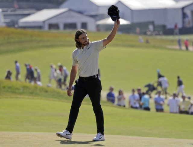 Fleetwood flirts with 62, ties US Open mark with 63