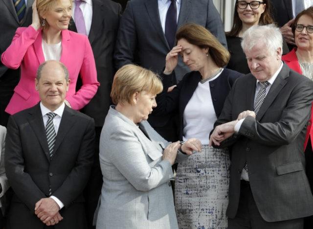 German leaders mull next steps in migration standoff