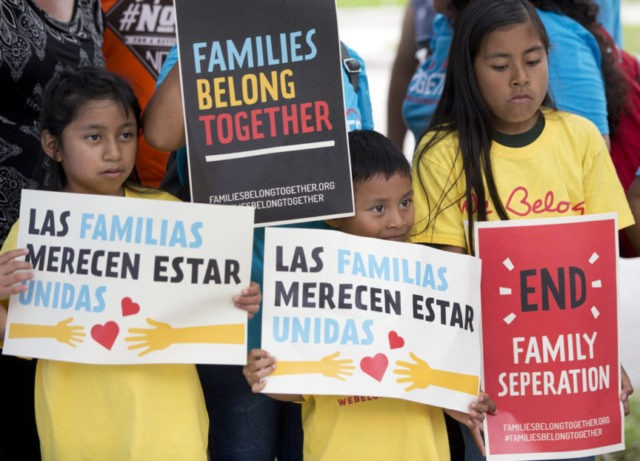 Erosion of immigrant protections began with Trump inaugural