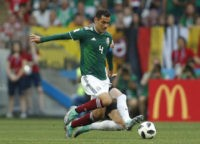 Mexico's Marquez in 'great shape' at fifth career World Cup