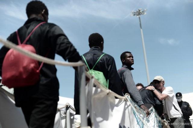 Number of asylum-seekers in Europe plunges in 2017