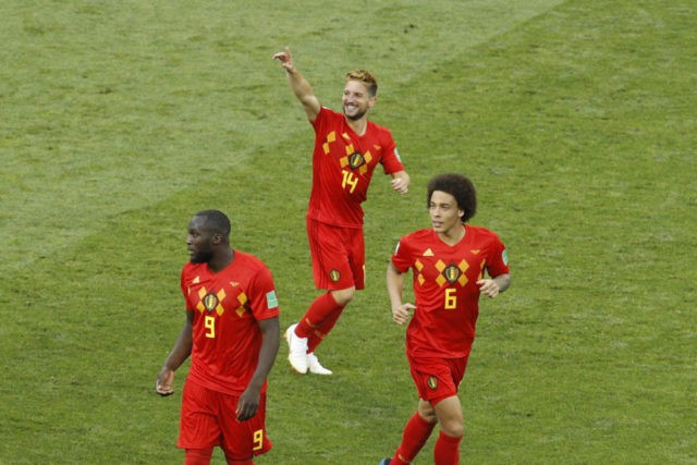 The Latest: Mertens goal gives Belgium 1-0 lead over Panama