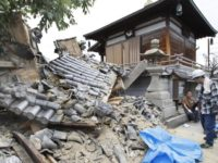 Japan Earthquake Kills Three, Injures Hundreds More