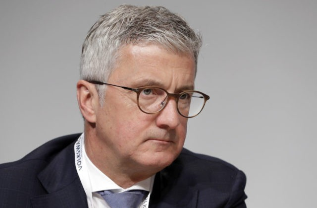 Reports: Audi CEO detained in diesel emissions case