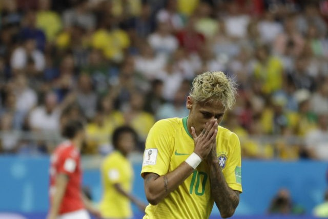 Brazil in an unusual spot after a draw to open World Cup