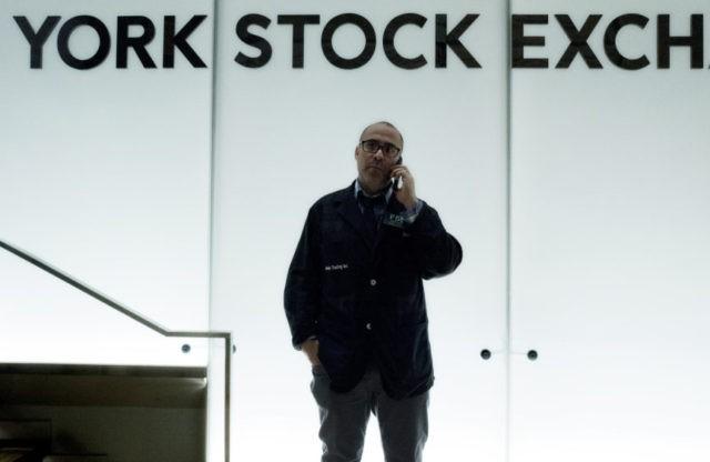 US stocks dip as household goods, health care companies fall
