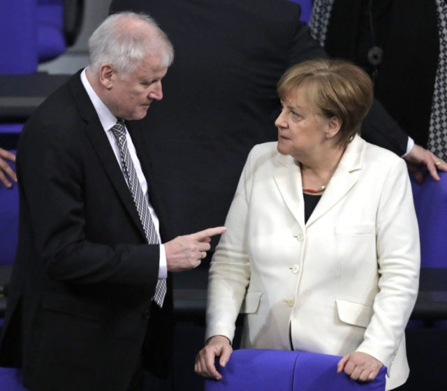Who and what are behind Germany's government crisis?