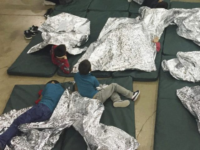 Open Borders Activists Go on 24-Day Hunger Strike to Protest Trump's Immigration Policy | Breitbart