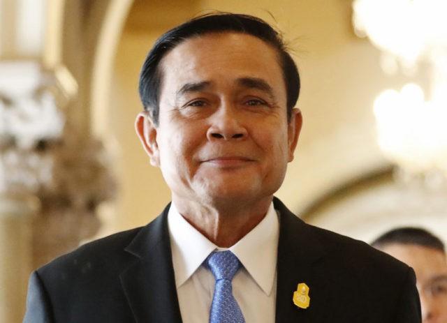 Coronation plans threaten poll delay in junta-ruled Thailand