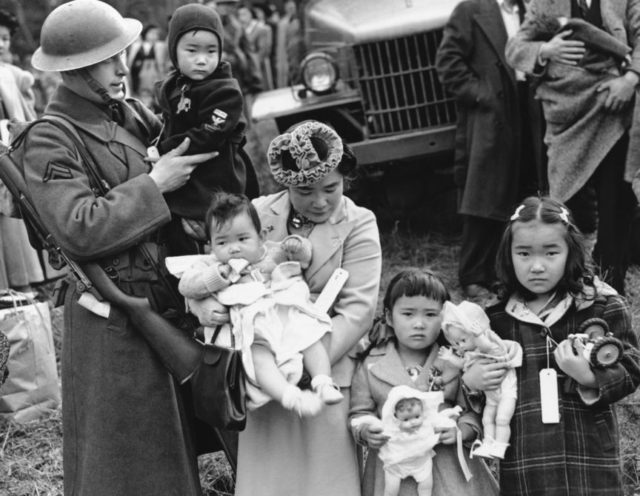 AP Explains: US has split up families throughout its history