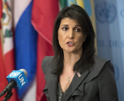 Nikki Haley Accuses UN Human Rights Council of Anti-Israel Agenda