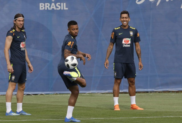 Gabriel Jesus or Firmino? Brazil's dilemma vs Costa Rica