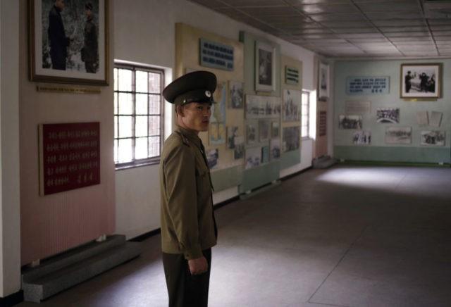North Korean summits bring sense of peace along DMZ border