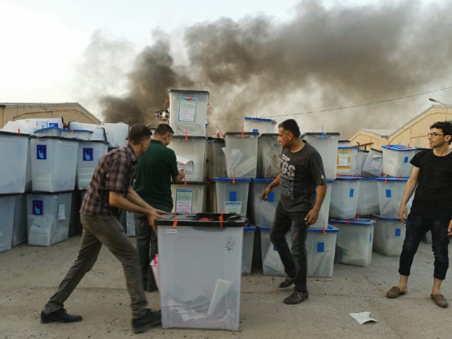Iraq set for election recount to salvage tainted result