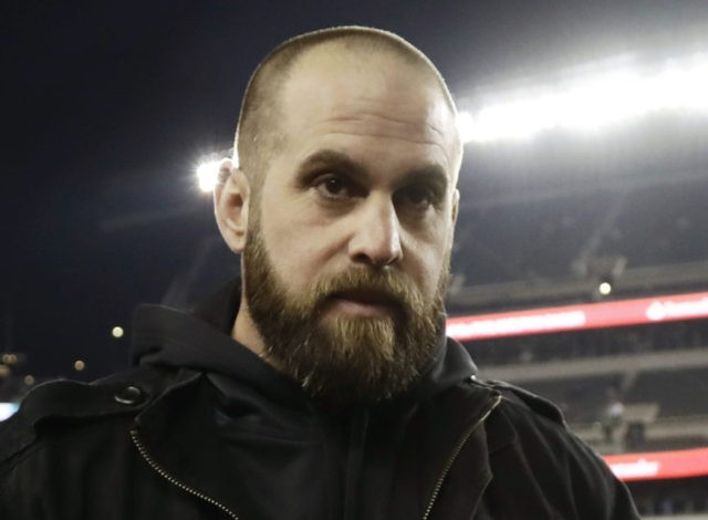 Jon Dorenbos shares in Philadelphia Eagles' Super Bowl magic