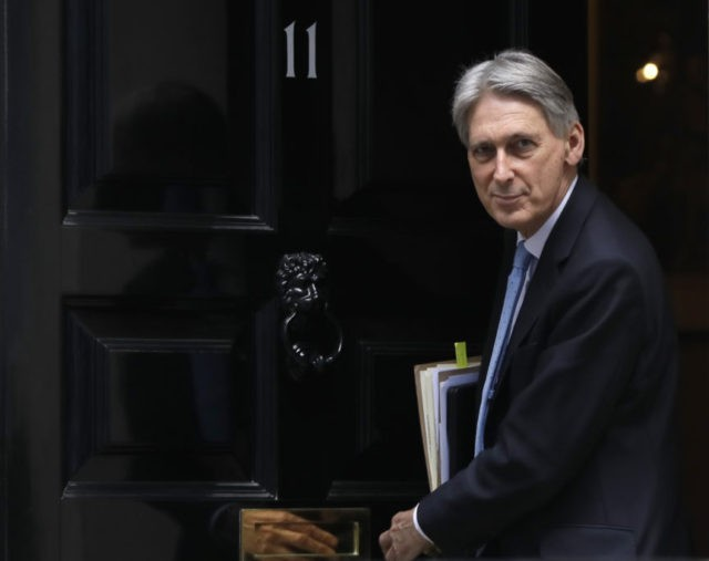Treasury chief to outline UK plan to remain a finance hub