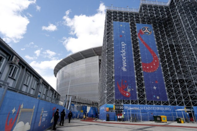 World Cup stadium offers experience like no other venue