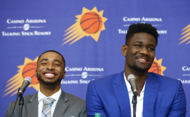 Ayton arrives as symbol that Suns are on the rise
