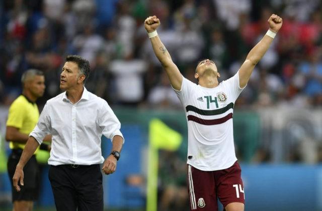 Mexico's 2-1 victory over South Korea silences critics