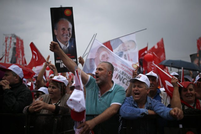 Candidates campaign in final rallies before Turkey elections