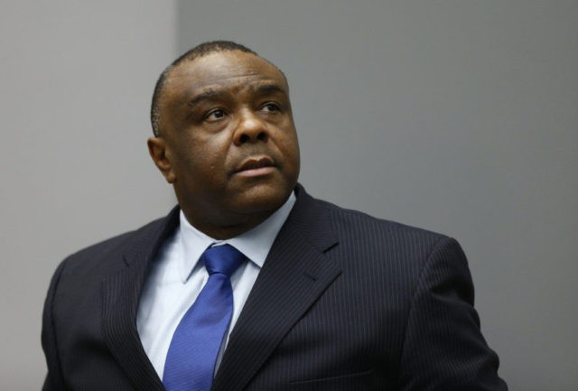 Congo says it will give Bemba diplomatic passport to return
