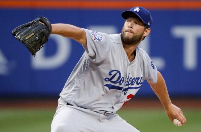Kershaw, deGrom stumble; Kemp slam lifts Dodgers over Mets