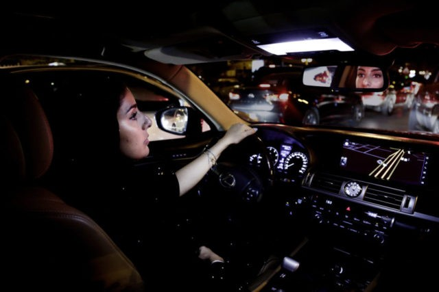 Saudi women are now driving as longstanding ban ends