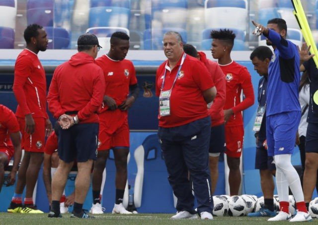 Panama coach very candid: England 'hardest match by far'