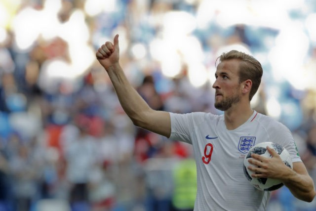 With luck, Kane joins England's great World Cup strikers