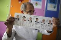 Erdogan seeks to cement power in Turkey's high-stakes votes