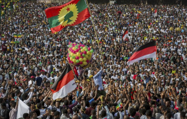 2nd person dies after blast at Ethiopia rally, minister says