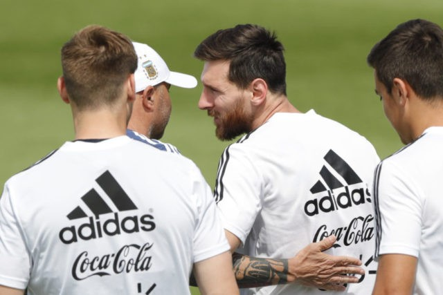 Messi birthday overshadowed by Argentina's World Cup crisis