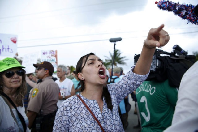 Trump decries 'invaders' entering US from Mexico