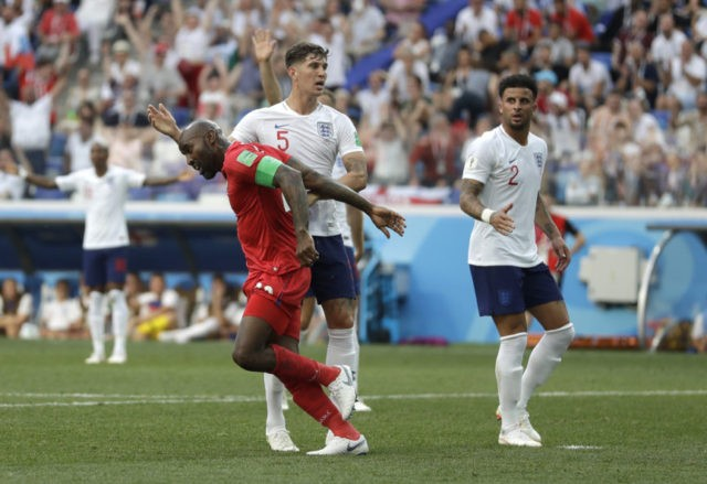 Panama's captain makes history with World Cup goal