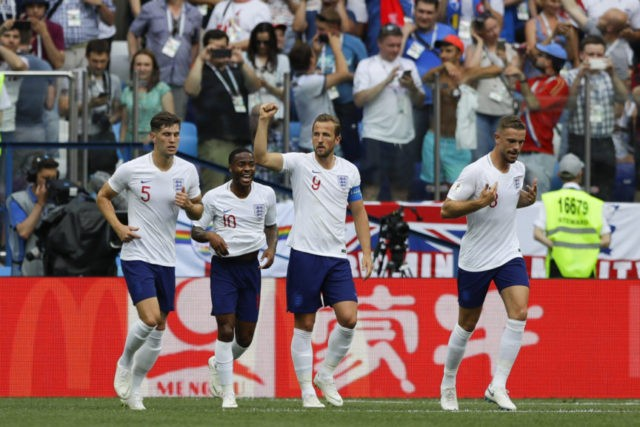 The Latest: Kane penalty gives England a 2-0 lead v Panama