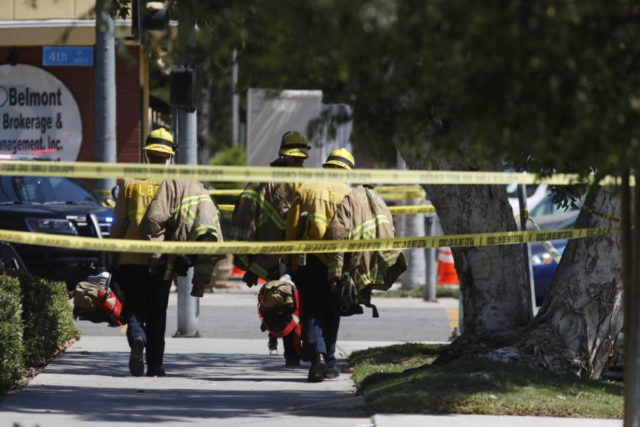 California firefighter shot, killed at retirement home
