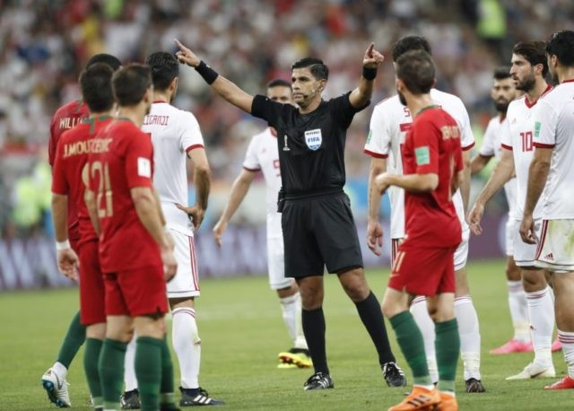 Screen plays: World Cup matchups turn on late video reviews