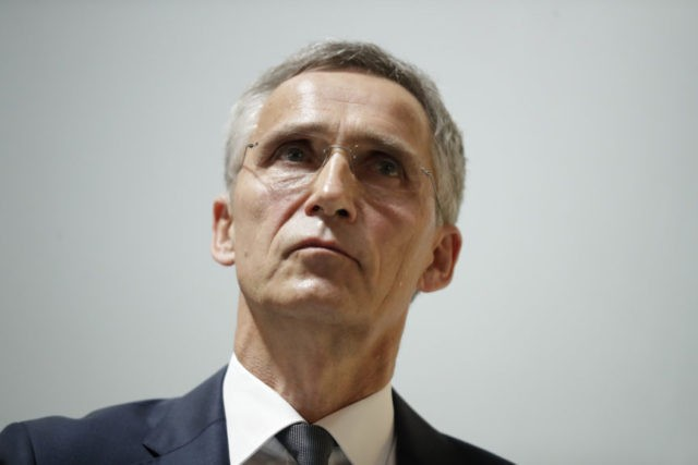 NATO chief sees July decision on launching Macedonia talks