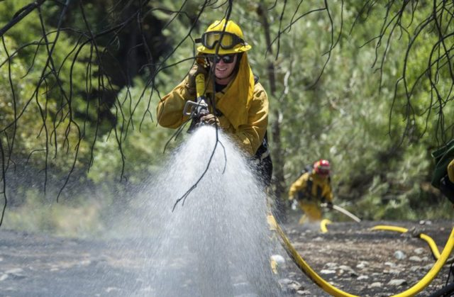 Drought-stricken West braces as wildfire season flares up