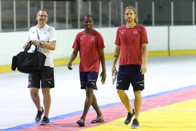 No more politics as Switzerland seeks World Cup progression