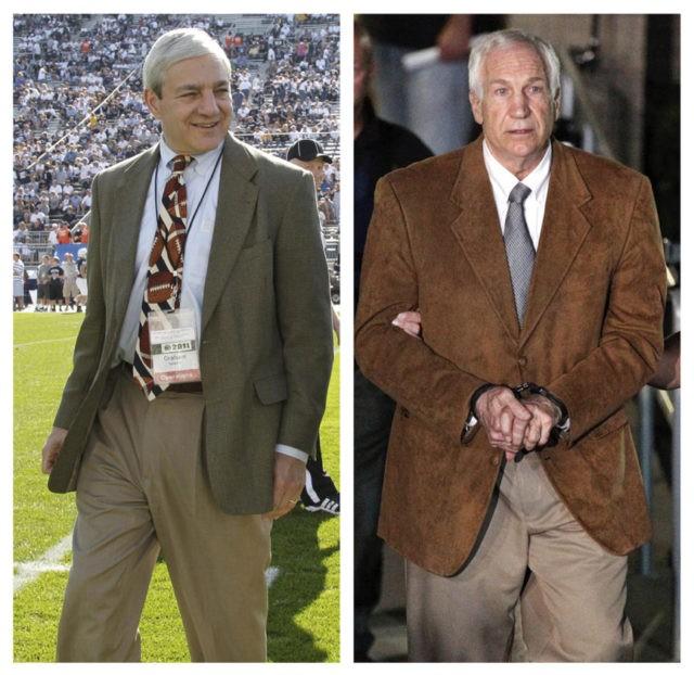 Former Penn State president Spanier loses criminal appeal