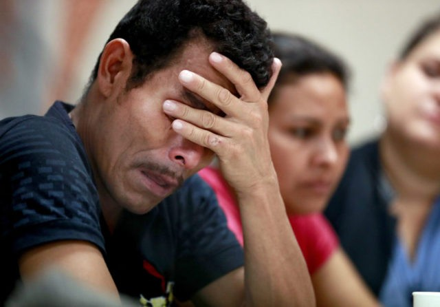 Immigrant mother separated from boy : 'I dream of my son'