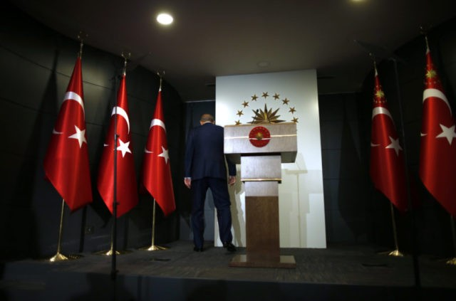 In uncharted territory, Turkey's executive presidency