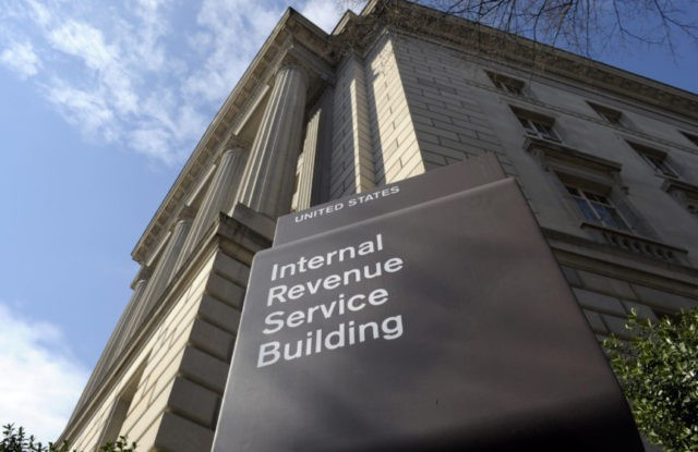 Trump choice for IRS chief coming under Senate scrutiny