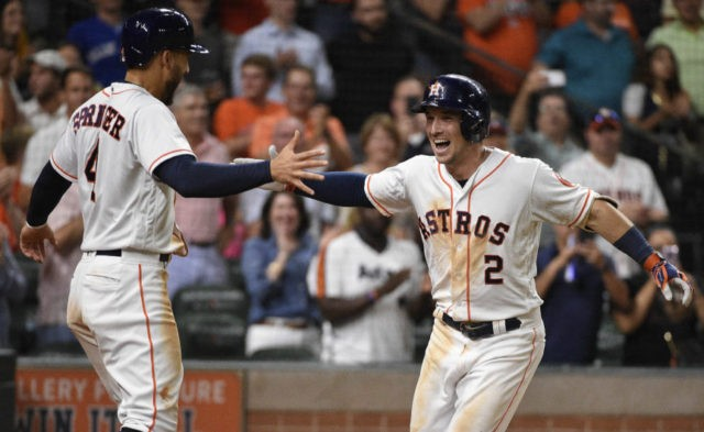 LEADING OFF: Bregman crushing in the clutch, Kershaw vs Cubs